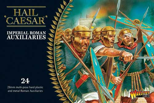 Imperial Roman Auxiliaries