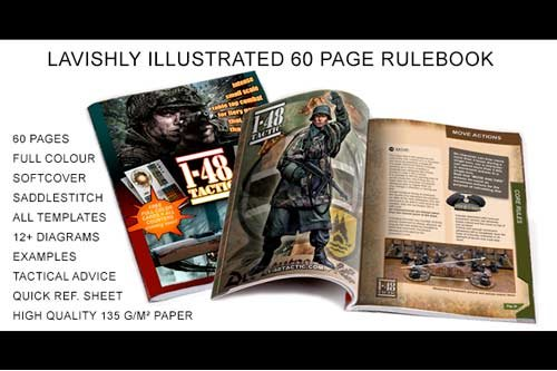 1-48 TACTIC Core rules 60 page rulebook