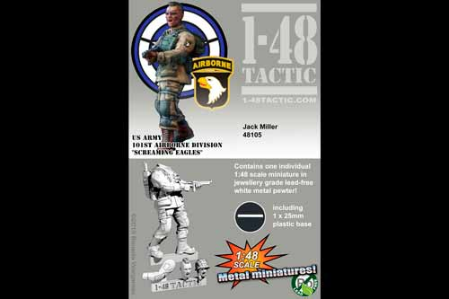 Jack Miller – US Army 101st Airborne Division