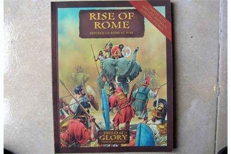 Rise of Rome: Field of Glory Republican Rome Army List