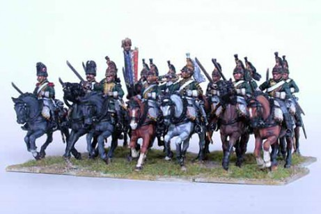 French Dragoons 1812-1815