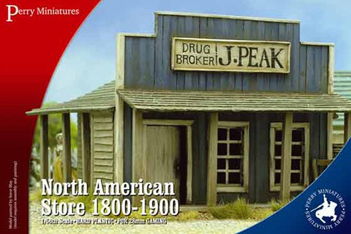 North American Store 1700-1900
