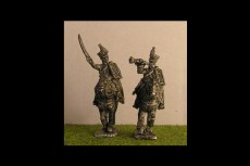 Brunswick Hussars Command x4