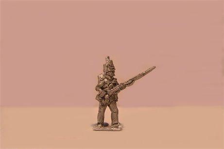 British/KGL Infantry Receiving Belgic Shako
