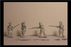 Scottish infantry in Kilts Skirmish/Firing Line Flank Company