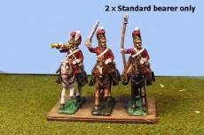 Lifeguards Standard Bearer (Household Cavalry)  x 2 (2 variants)