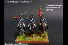 Peninsula Light Cavalry Command in Tarleton