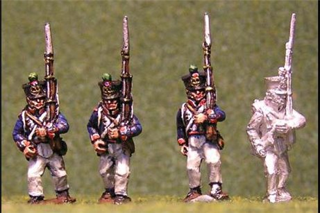 Fusiliers March Attack