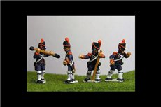 French Old Guard Foot Artillery Crew Loading