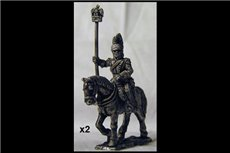 French Dragoons Eagle Bearer (x 2)