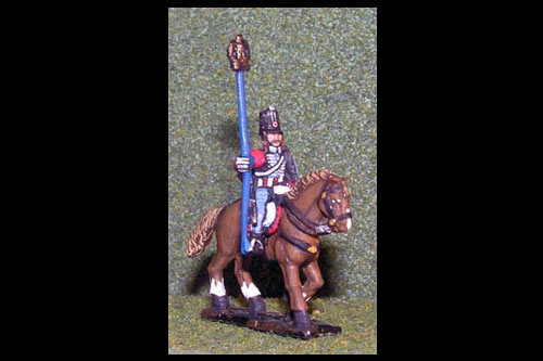 French Hussars Eagle Bearer (x2)