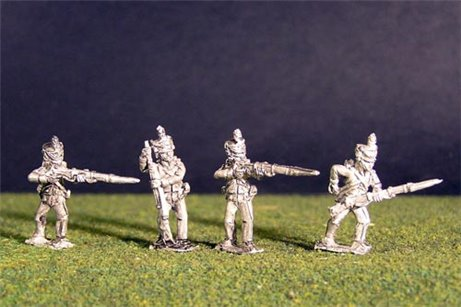 Grenadiers 1st Rgt with Shako Chords Skirmish/Firing Line