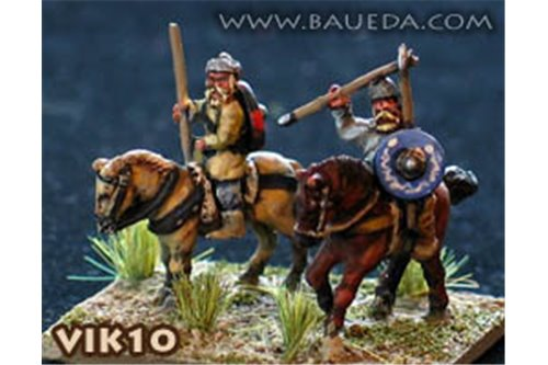 Viking mounted scouts