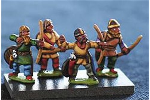 Lombard Shielded Archers