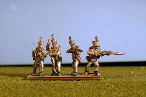 Dutch Line/Light/Jagers Firing Line Flank Company