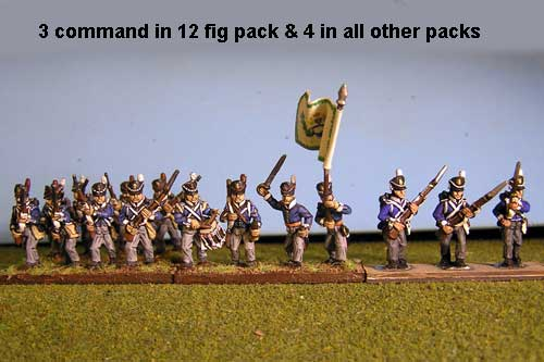 Belgian Advancing 12 figs