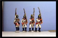 German Infantry in Helmet Marching Pack 2 (3 variants in 8 figure pack)