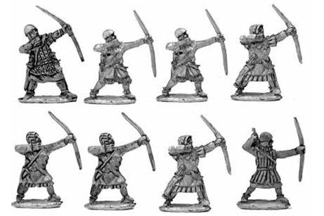 Archers (five variants)