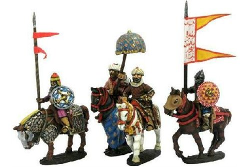 Mounted Command Group (4 variants)