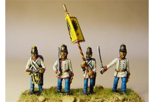 Austrian infantry command