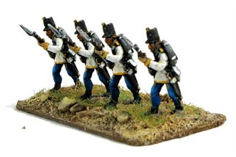 Hungarian Grenadiers attack march