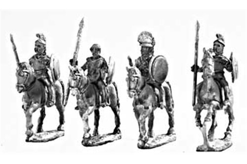 Cavalry (3 variants)