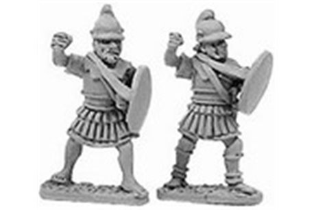 Macedonian Pikemen in Linen Armour (random 8 of 2 designs)