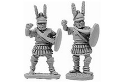 Macedonian Pikemen Officers/File Leaders (random 8 of 2 designs)