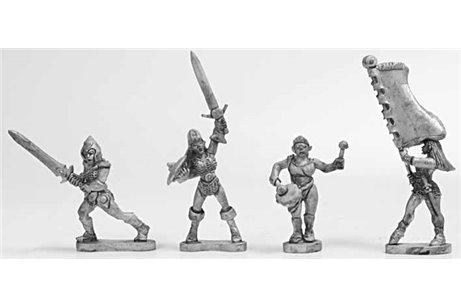 Amazons Command Group