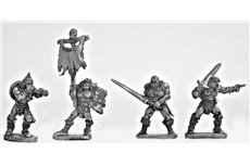 Barbarian Command Group
