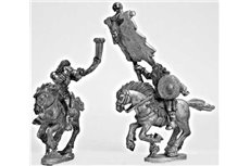 Barbarian Cavalry Command Group