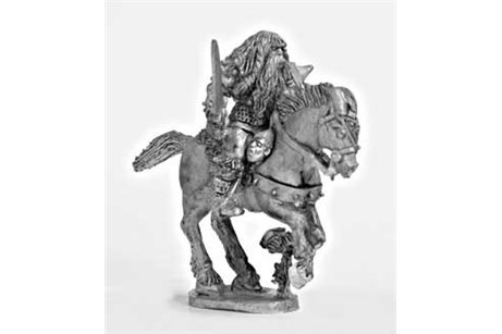 Barbarian Cavalry Commander