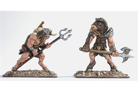 Minotaurs of Chaos 1