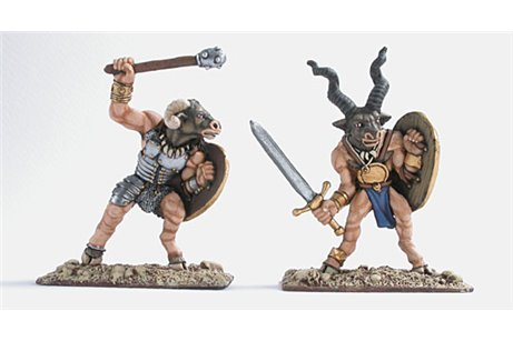 Minotaurs of Chaos 4
