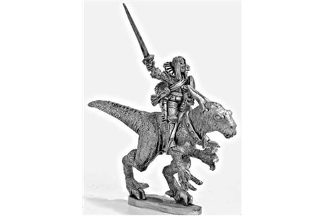 Dark Elf Raptor rider