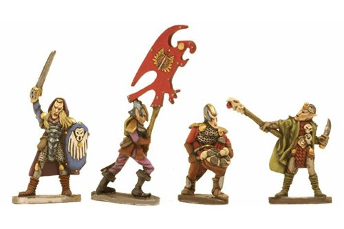 Damned Elves Command Group