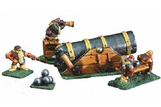 Great Dwarves'' Cannon
