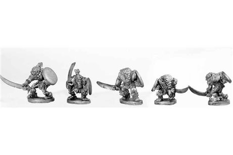 Goblins with Sword