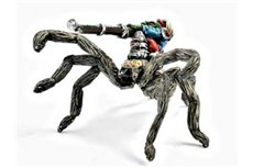 Goblin with Harquebus on Giant Spider