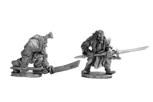 East Hobgoblin Warriors with two handed weapons 1