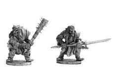 East Hobgoblin Warriors with two handed weapons 4