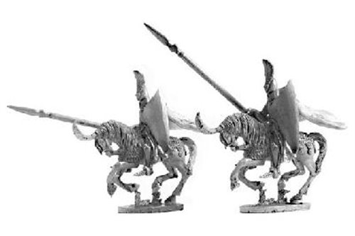 High Elf Elite Cavalry With Lance