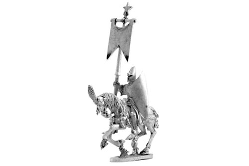 High Elf mounted Standard Bearer