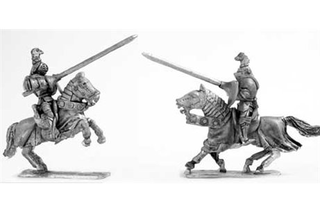 Mounted Paladins