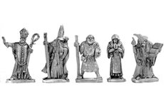 Wizards and Priests