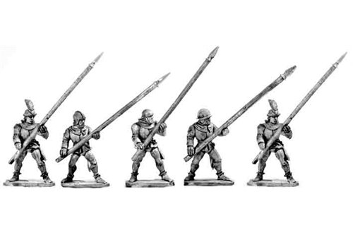 Spearmen 2 (second rank)