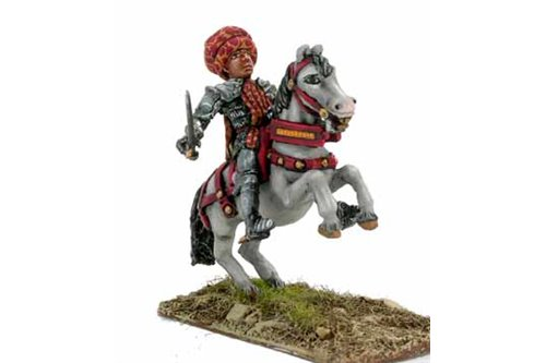 Mounted Personality 2