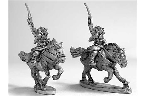 Steppe''s Horse Raiders with sword '