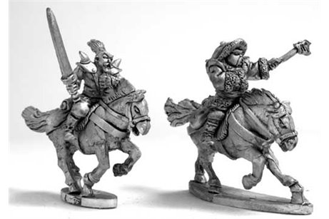 Steppe''s Horse Raiders Heroes'