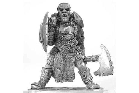 Mercenary Ogre